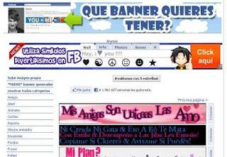 banners para el perfil de facebook