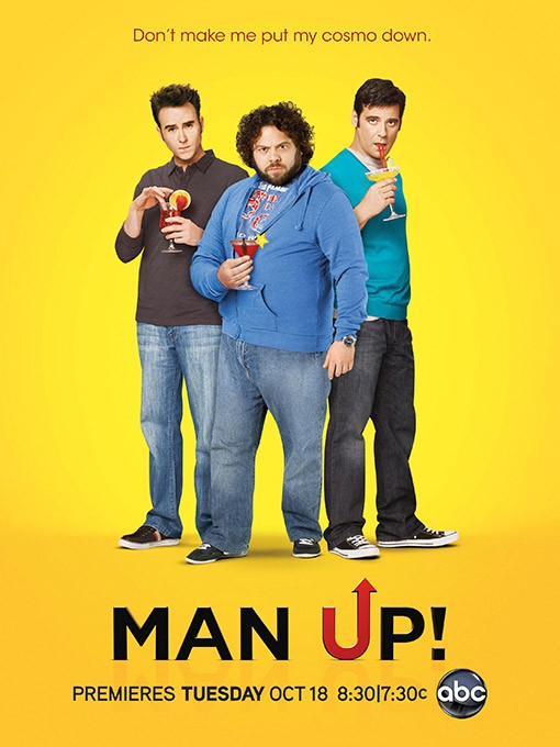 Baixar Man Up 1ª Temporada HDTV RMVB Legendado