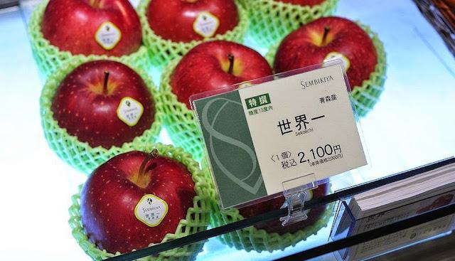 Sembikaya, la fruteria más cara del mundo