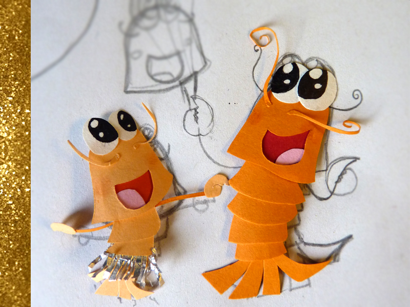 Shrimp paper camille epplin