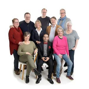 Laguppställning 2018 - 10 första namnen