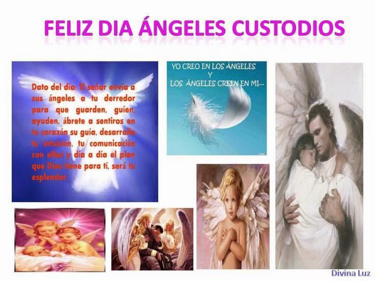 DIA DEL ANGEL CUSTODIO