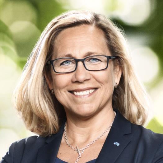 Om Helene Odenjung (LIB)