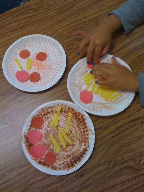 Kindergarten and mooneyisms letter p activities for Letter p preschool crafts