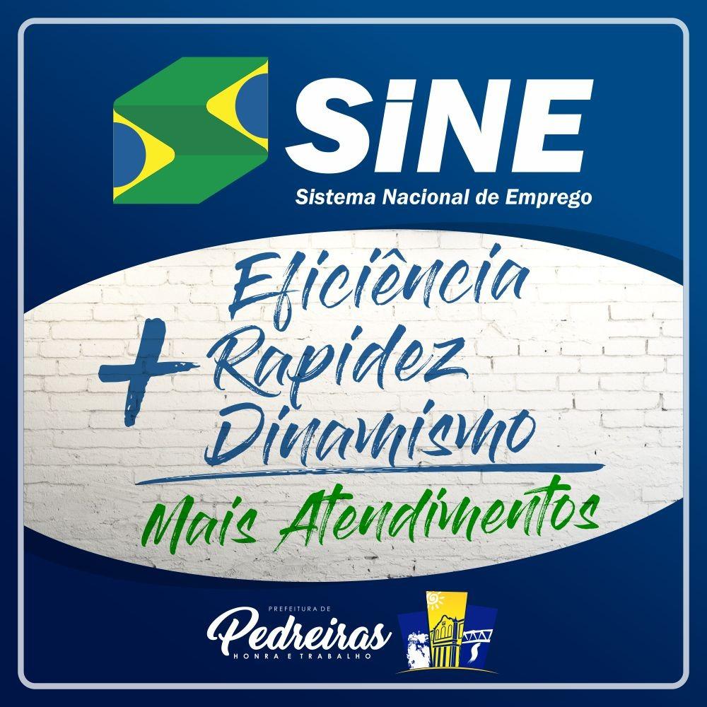 SINE PEDREIRAS