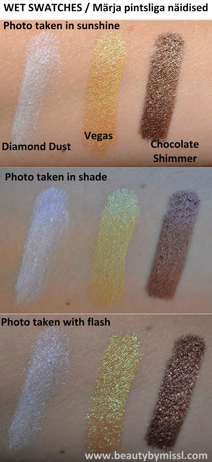 mineral eye shadows,