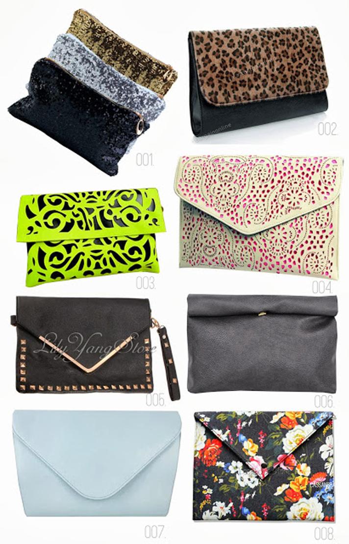 WISHLIST // eBay Clutch Bags - CassandraMyee