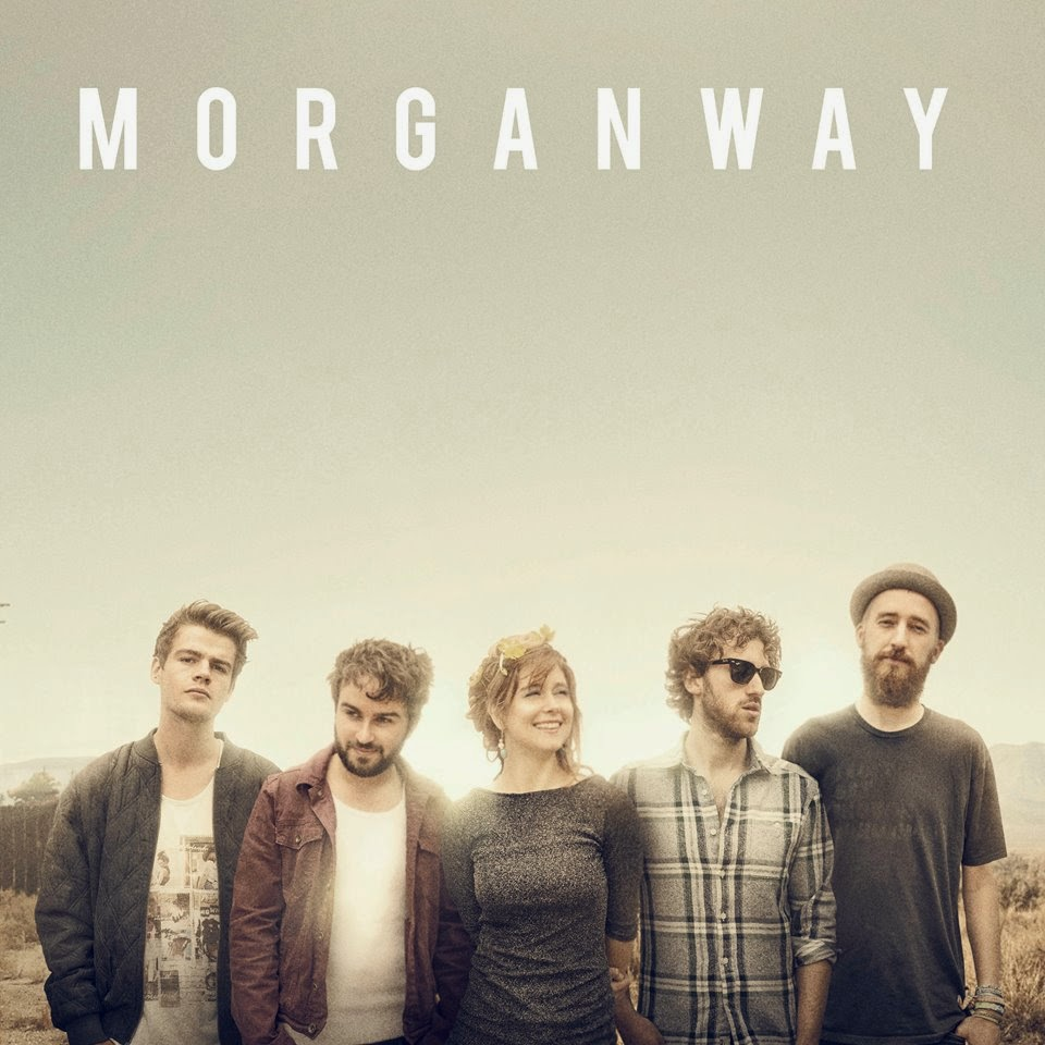 Morganway debut single My Love Ain't Gonna Save You