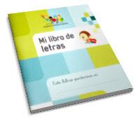 MI LIBRO DE LETRAS