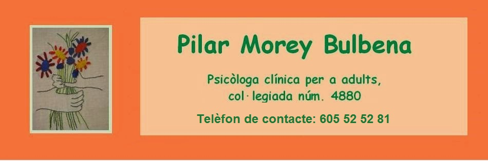 Articles Pilar Morey