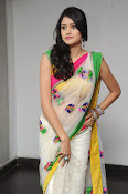 Kushi glamorous saree photos-thumbnail-1