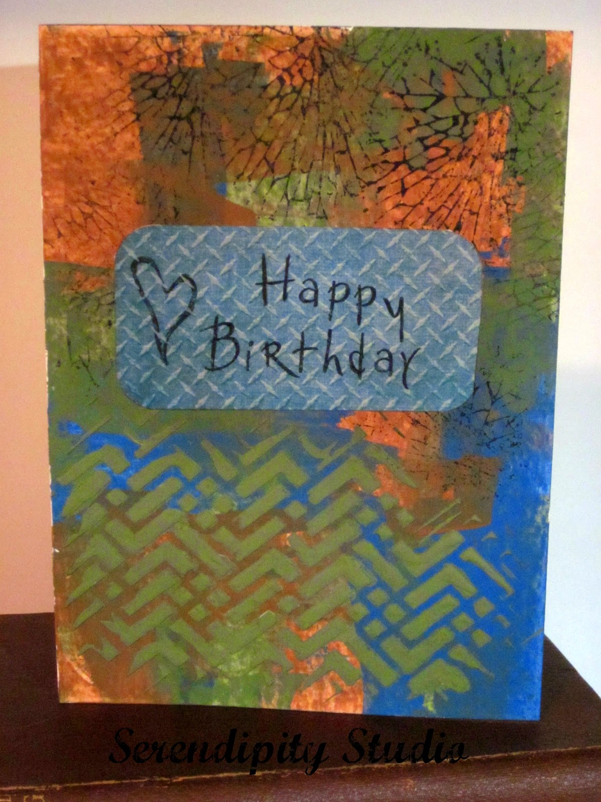 happy birthday card, birthday card for young man