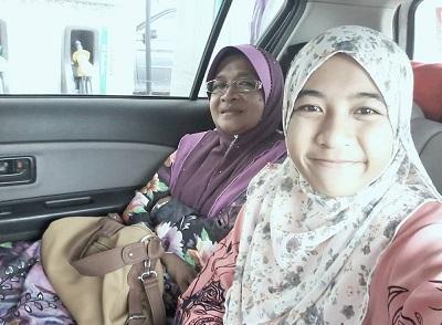 arwah Siti Naima binti Samsudin