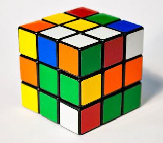 ... do Cubo Mágico / Cubo de Rubik