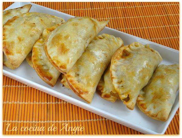 Empanadillas De Carne Al Curry