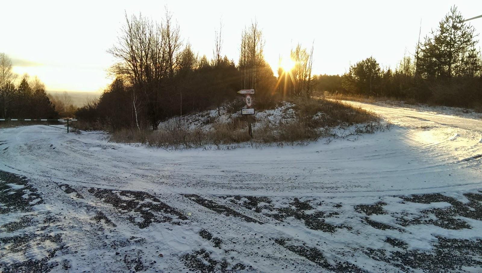 ścieżki biegowe górskie w centrum polski