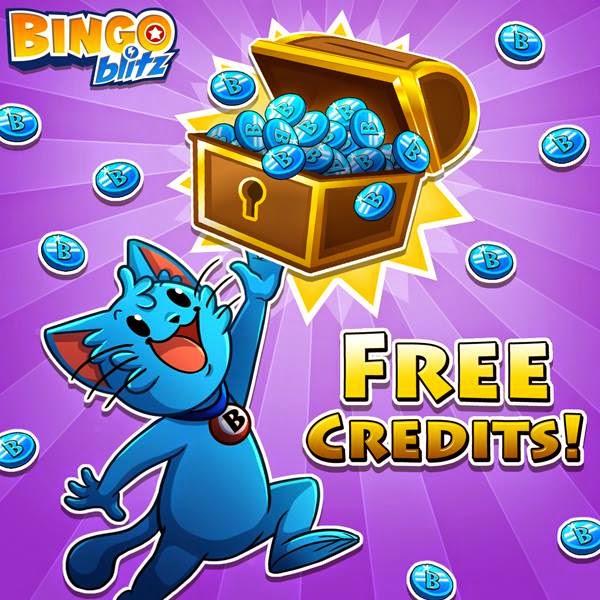 bingo blitz app page