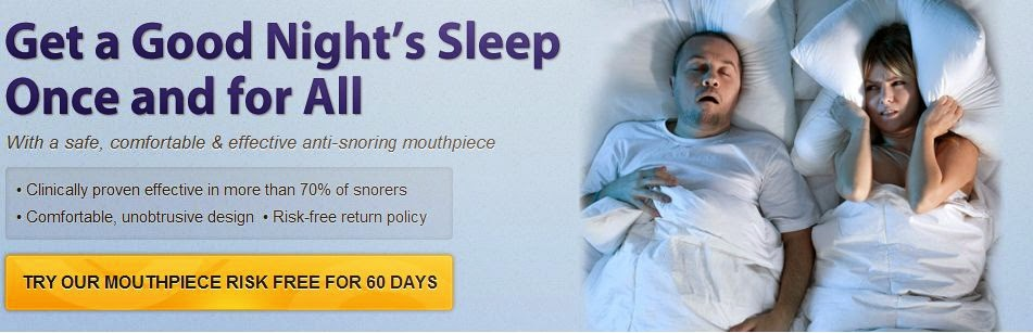 Stop Snoring Mouthpiece Effective Anti Snoring Mouthpiece