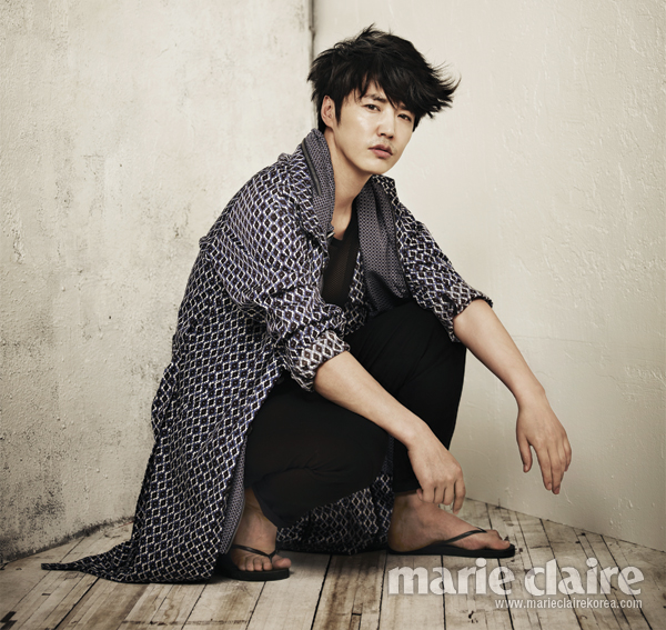 twenty2 blog: Yoon Sang Hyun in Marie Claire Korea June ...