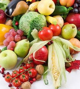 Buah dan sayur sumber antioksidan