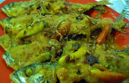 Resep pesmol ikan kembung enak (bumbu kuning)