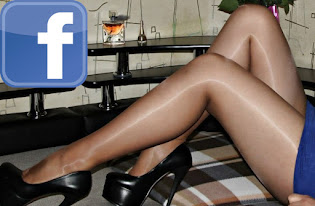 Pantyhose Fans on facebook (click the image!)