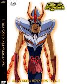Los Caballeros del Zodiaco Fenix Box - Volumen 1 - 2 - 3