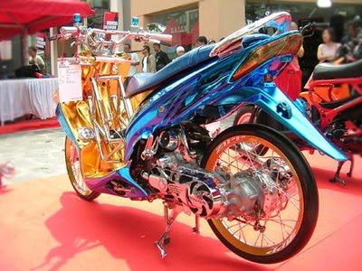 Thai Look Vario Modif