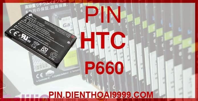 Pin HTC DPD P660 - Pin Galilio DPD P660 dung lượng cao 1580 mAh - Giá 180k - Bảo hành: 6 tháng  - Pin tương thích với điện thoại HTC 575/ 585/ P660/ VIVA  Thông số kĩ thuật: - Pin HTC DPD-P660 1580 mAh được thiết kế kiểu dáng và kích thước y như pin nguyên bản theo máy, Pin tiêu chuẩn, chất lượng như pin theo máy. - Kích thước:  - Dung lượng: 1580 mAh - Điện thế: 3.7V - Công nghệ: Pin Li-ion Battery