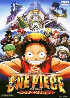 One Piece Movie 04 - Dead End Adventure