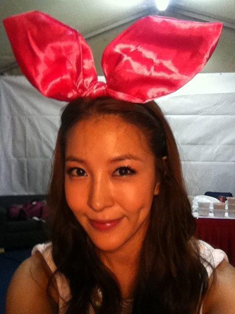 BoA Cute 'SMTOWN in Singapore'