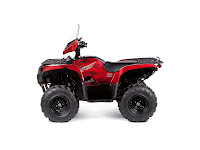 2013 Yamaha Grizzly 700 FI Auto 4x4 EPS LE ATV pictures 1