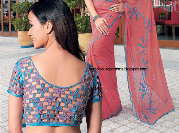 neck designs for saree blouses. neck designs for saree blouses