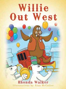 Willie Out West by: Rhonda Walker (Book Review)