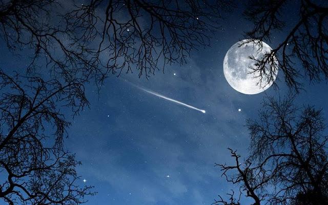 दिल को छु लेने वाली एक प्रेम कहानी - The Love Story of 'The Moon'