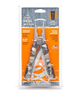 Gerber Diesel Multi-Plier Mossy Oak Camo, Sheath 22-41380