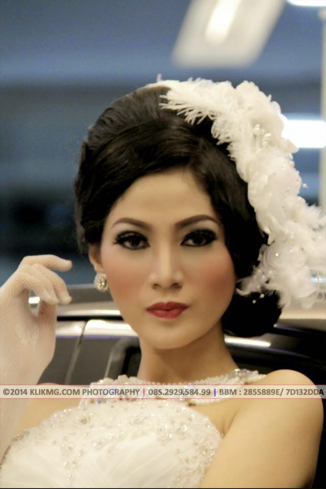 Bridal Wedding Model (session 1) - Foto oleh : KLIKMG Fotografer Jakarta | dari Arena Model Hunting Banyumas Commercial Photography Exhibition 2014