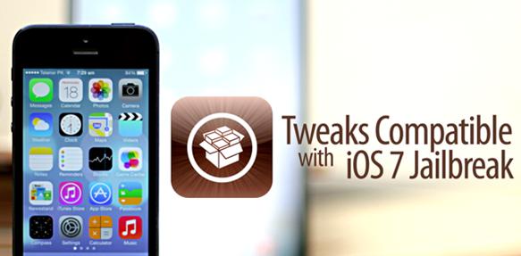 Working iOS 7 Jailbreak Tweaks for Cydia