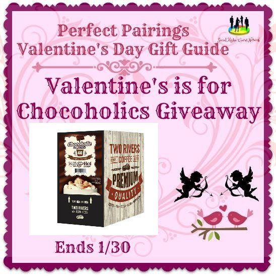 Valentin'es Is For Chocoholics Giveaway