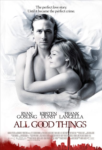 All Good Things [DVDR Menu Full] Español Latino [ISO] NTSC Descargar
