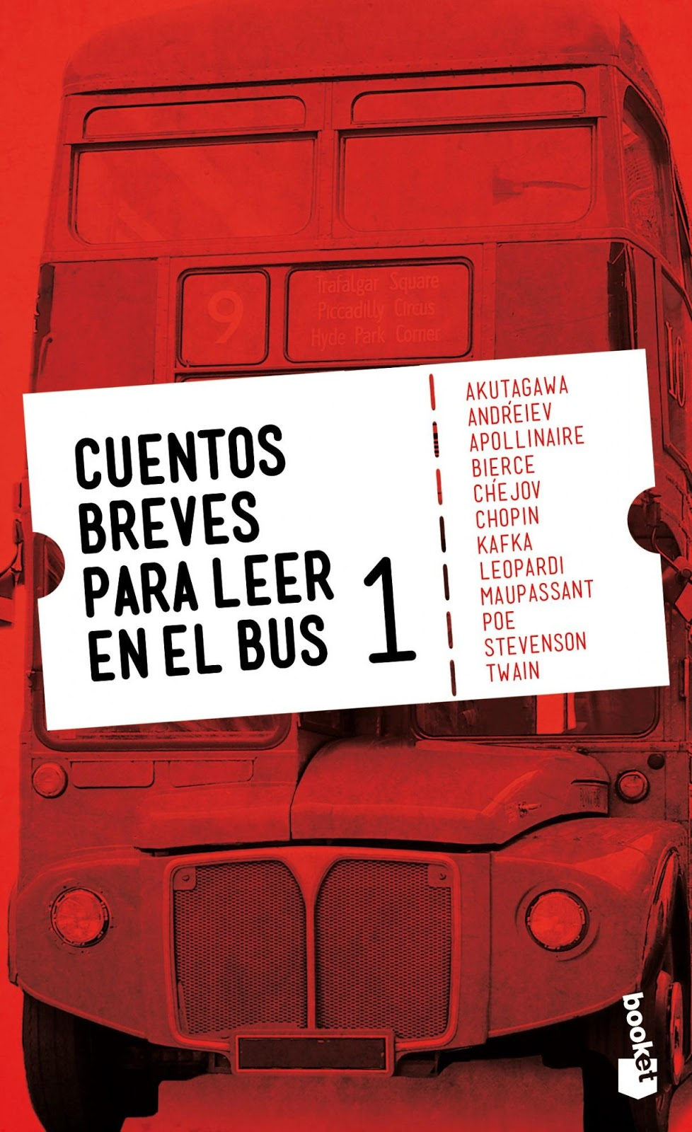 Cuentos breves para leer en el bus