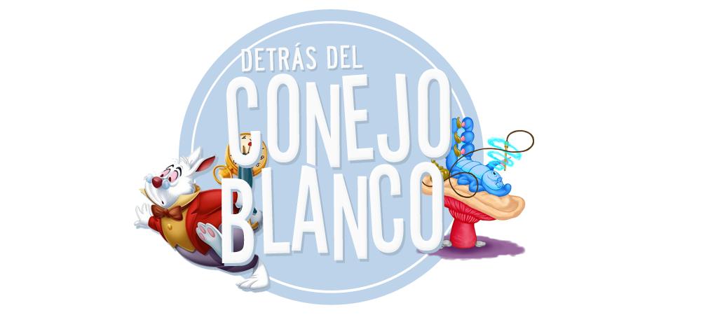 Detrás del Conejo Blanco