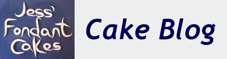 Jess' Fondant Cakes