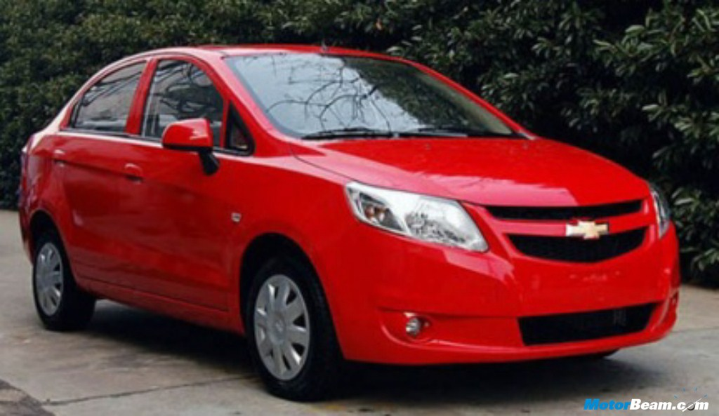 Car With Sail : Chevrolet sail cars preview