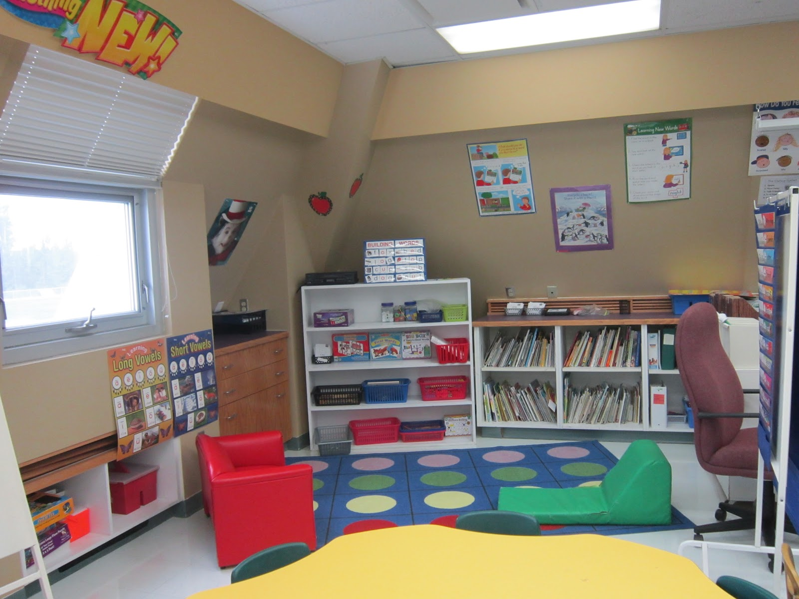 Classroom Design For Literacy : Cooke ing in grade classroom design for learning