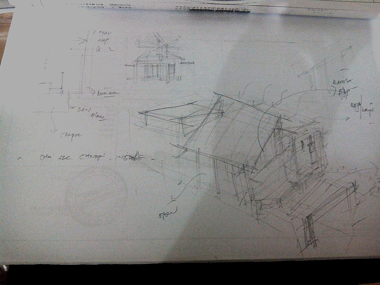 desain renovasi rumah tipe 70 balikpapan