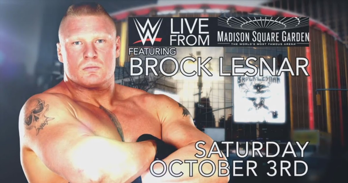 Wwe Live From Madison Square Garden 2015 Ppv Results Review Coverage Live Smark Out Moment