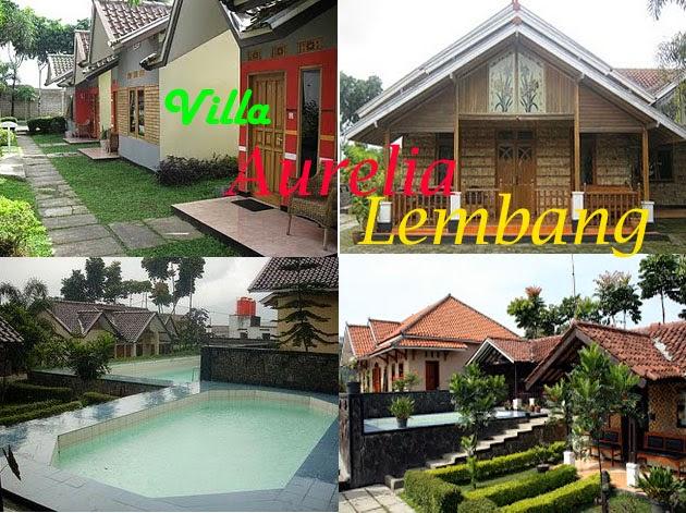 Nikmati Liburan Di Villa Aurellia Lembang Seperti Hotel