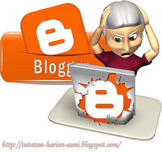 Dilema Menulis Blogger