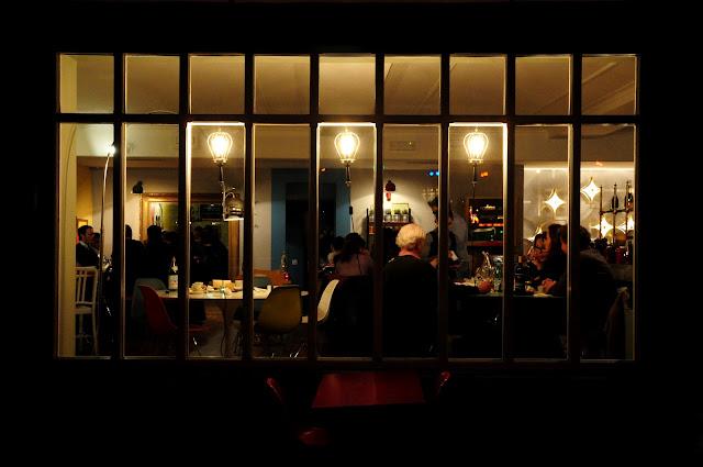 caffé restaurant Bellini Lausanne